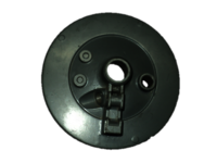 Drum Plate Front