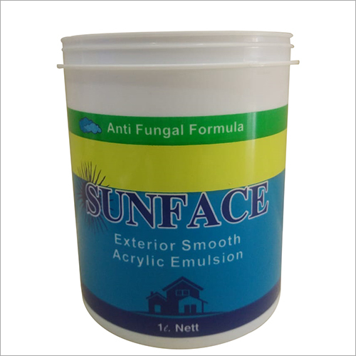 Exterior Smooth Acrylic Emulsion