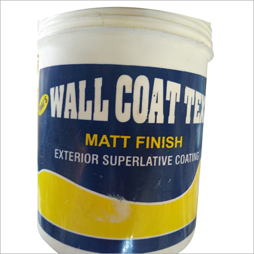 Matt Finish Exterior Coating