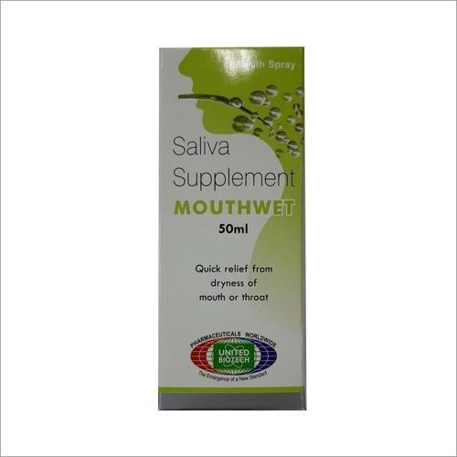 Saliva Supplement