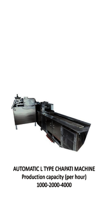 L Type Automatic Chapati Making Machine