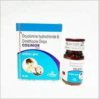 Dicyclomine Hydrochloride & Dimethicone Drop