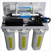 15 LPH UV Open Skid Water Purifier