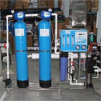 500 LPH Auto MPV RO Plant