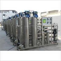 1000 LPH SS Auto MPV RO Plant