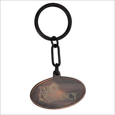 Hotel Promotional Keychain