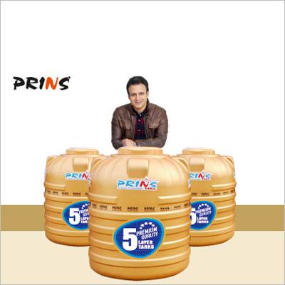 5 Layer Water Tanks
