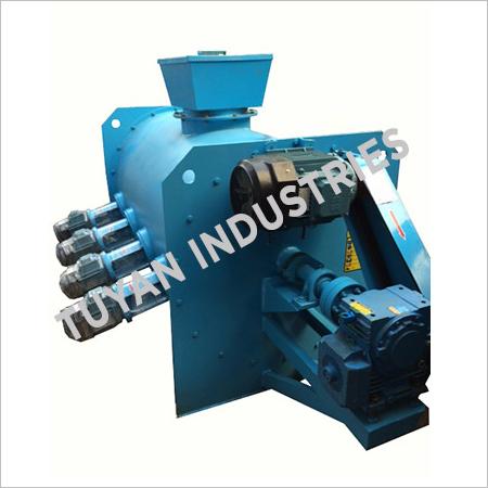 Plough Shear Mixer Machine
