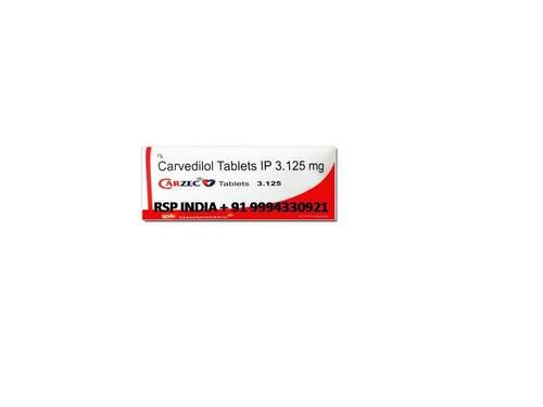 Carca 3.125 Mg Tablets