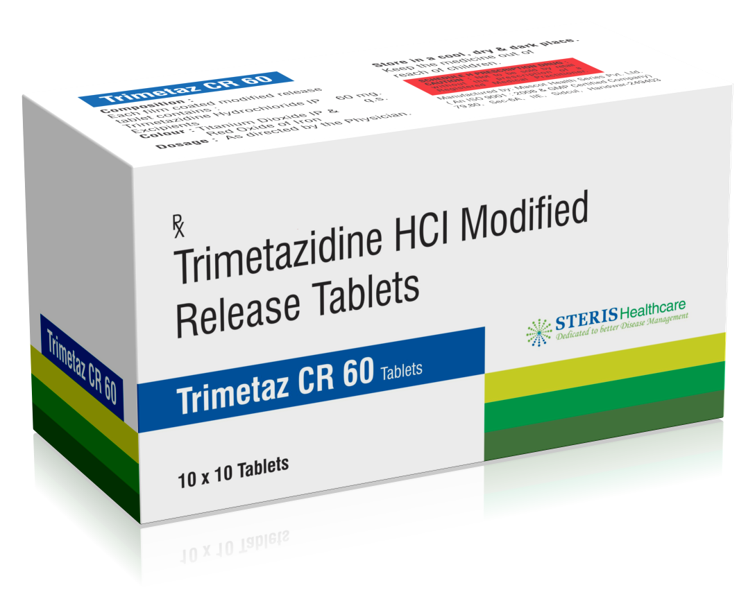 Trimetadizine SR 35/SR 60 mg