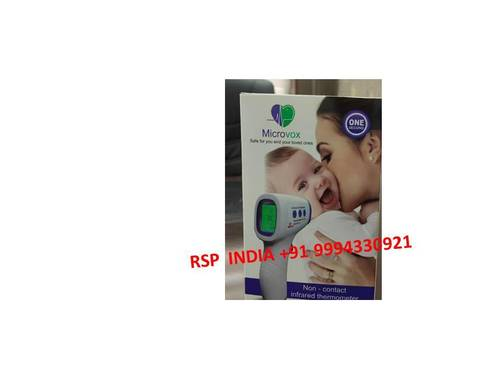 Microvox Non Contact Infrared Thermometer