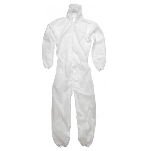 Non Woven Hooded Coverall