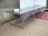 Pharma Packing Conveyor
