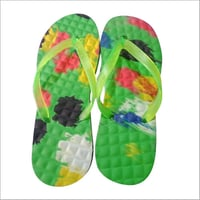 Ladies Rubber Slippers