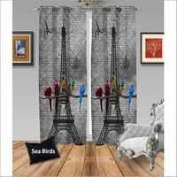 Drawing Room Curtain Fabric