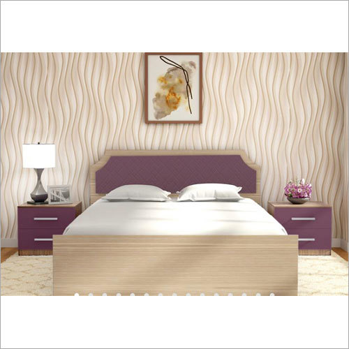Godrej Wooden Bed