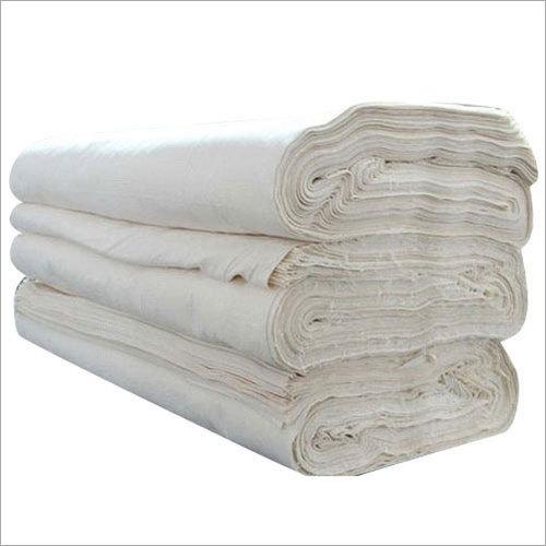 White Plain Gada Cloth Bag Fabric