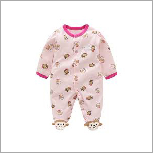 Printed Infant Romper