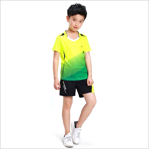 Kids Printed Sports Wear