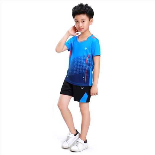 Kids Cotton Sports Wear Dress