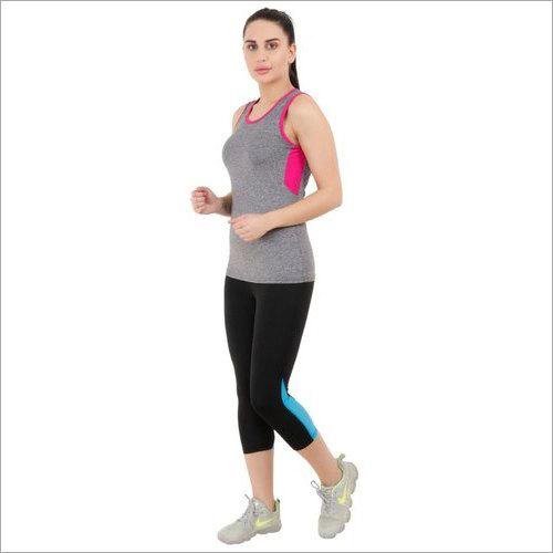 Ladies Cotton Sports Wear