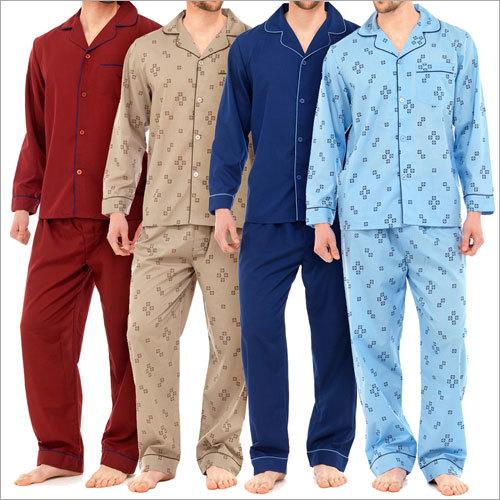 Mens Cotton Nightwear