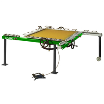 Stencil Making Equipment