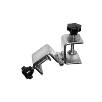 Clamps Holders And Manual Table
