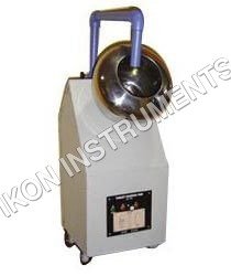 Tablet Coating Pan Unit With Hot Air Blower