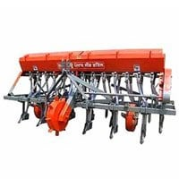 Agriculture Strip Till Seed Drill Rotavator