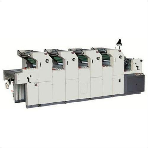 4 Colour Offset Printing Machine