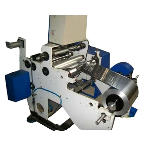 Aluminum Foil Roll Making Machine