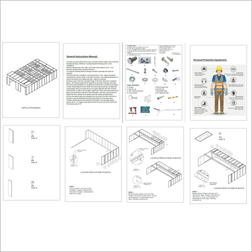 Creation of Manual Assembly Instructions