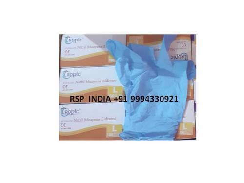 Tropic Nitrile Gloves L