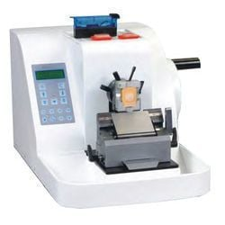 Automatic rotary microtome