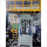 100 Tons Hydraulic Straight Deep Draw Press Machine