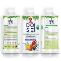 Fruit And Vegetable Wash Dose