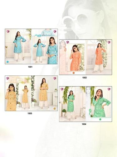 Ladies Kurti By Elite
