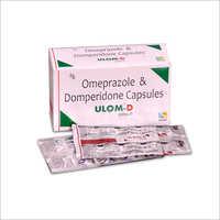 Omeprazole And Domperidone Capsules ULOOM-D