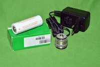 Rechargeable Ophthalmoscope And Retinoscope Welch Allyn USA Combo