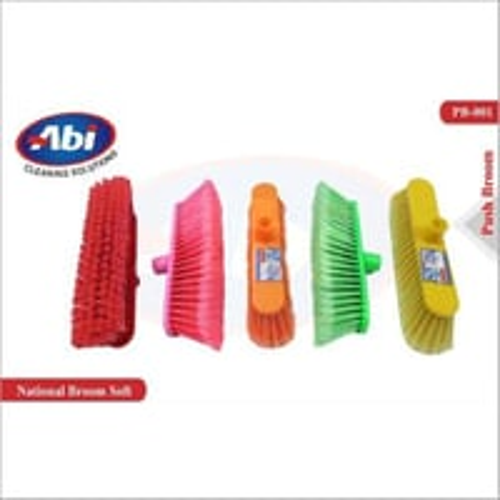 National Soft Push Broom
