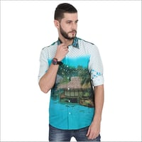 Mens Beach Wear Shirts