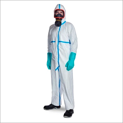 Dupont Tyvek Protective Suit
