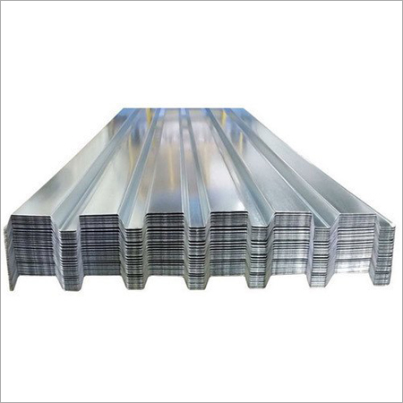 Steel Galvanised Decking Sheet