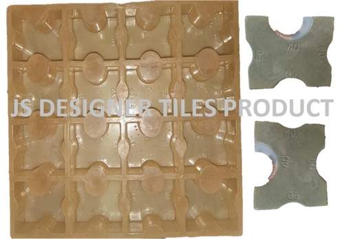 Cover Block Moulds 40,50,60.mm