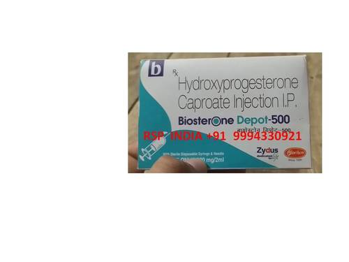 Biosterone Depot 500 Injection