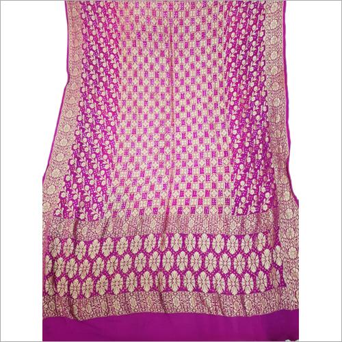 Banarasi Georgette Printed Dupatta