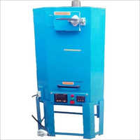 Front Loading Surgical Mask Incinerator Machine