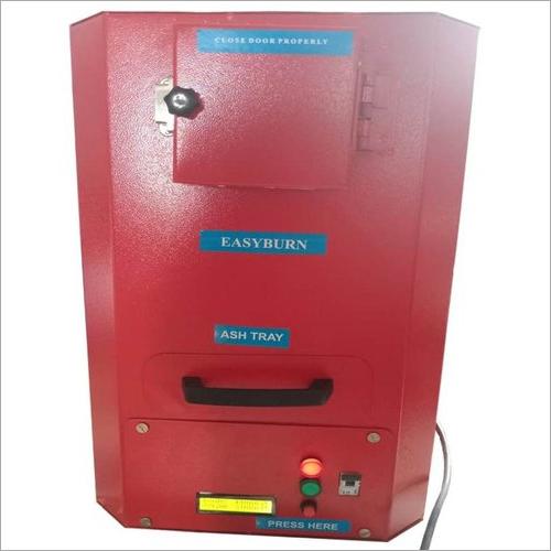 Electric Sanitary Napkin Burning Machine