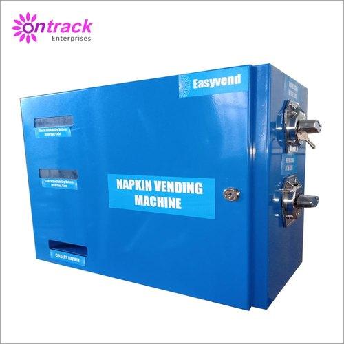 Wall Mounted Manual Sanitary Napkin Vending Machine